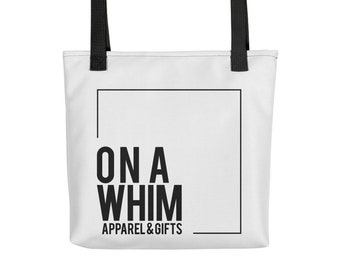 Do You Wanna Bake Some Cupcakes White Shopping Bag  Tote Bag  Funny Gift Idea