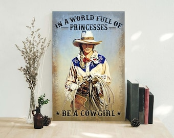 Cowgirl Home Decor Etsy