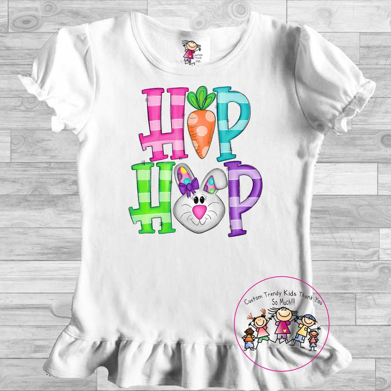 Toddler Easter Bunny Shirts Kid/'s Easter Shirts Girl/'s Easter Bunny Shirt Girl/'s Easter Short Sleeve T Shirt Kids Easter Clothes
