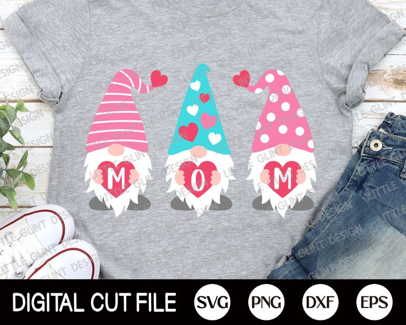 Mothers day Card Svg Quotes Svg Shirt Funny Mom Svg Gnomes Svg Gnomes Mom Svg Mothers day Svg Mom Life Svg Svg Files For Cricut Dxf