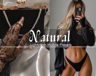 3 Natural Lightroom Presets   Natural Presets   Instagram Presets   Blogger Presets   Warm Presets   Bright Presets   Dark Presets