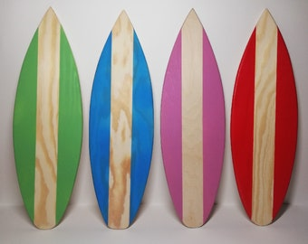 Mini Surf Board Etsy