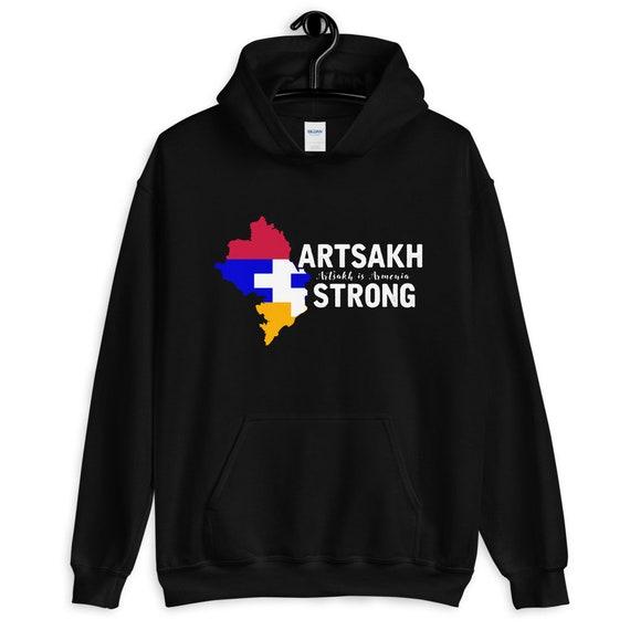 Artsakh Strong Unisex Hoodie