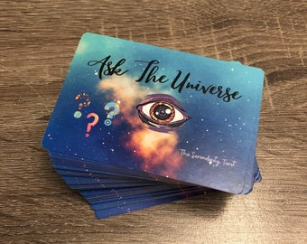 Ask The Universe Oracle  *Special Edition*  108 cards!