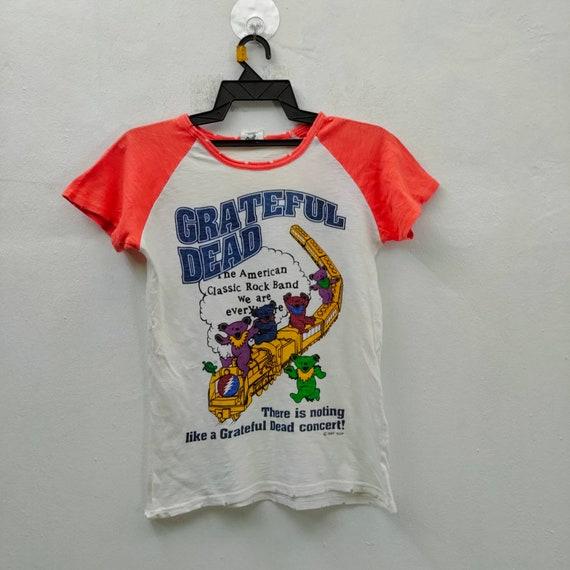 Grateful Dead Ringer Shirt