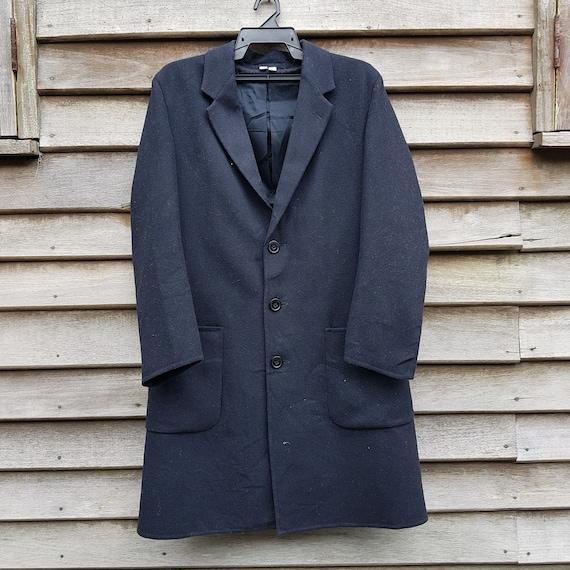 Uniqlo x Undercover Trench Coat Mohair Coat