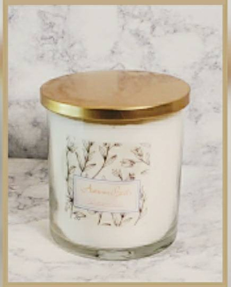 Winter Scents Single Wick Hand Poured Candles FLASH SALE!!!