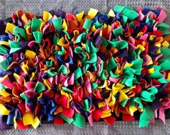 Snuffle Mat: Rainbow Bright