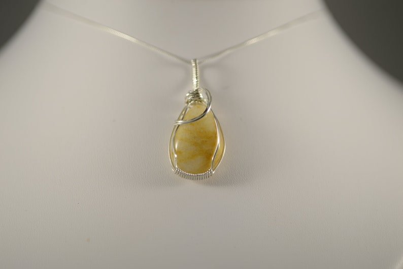 Sterling Silver Cape May Pendant Necklace