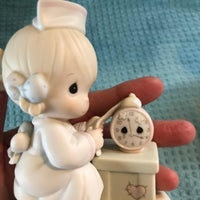 1996 Precious Moments Time Heals Figurine