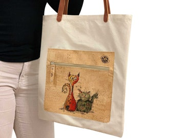 Hairy Legs Butt Tote Bag