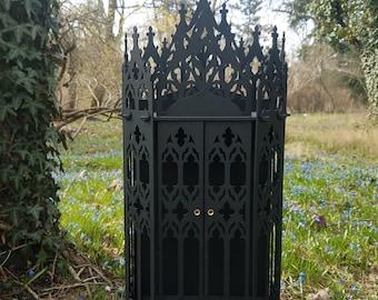 Curio cabinet (Big), Witch's secretary, Gothic Secretaire