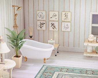 Bathroom Design Etsy