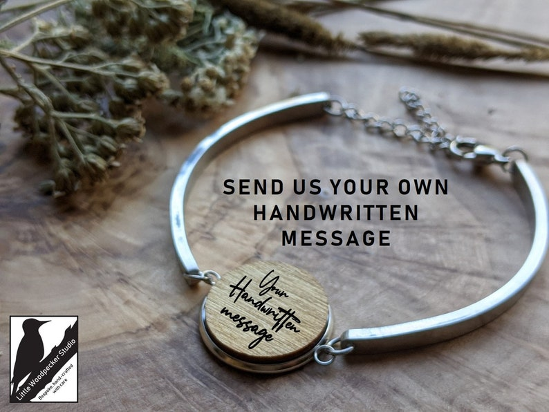 Custom Made Anniversary or Birthday Gift Present Personalised GPS Location Special Place Stainless Steel Bracelets