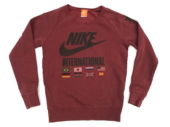 NIKE International longsleeve Vintage nike sweatsh