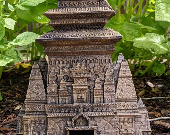 Monk Dice Tower