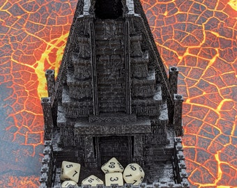 Temple Dice Tower