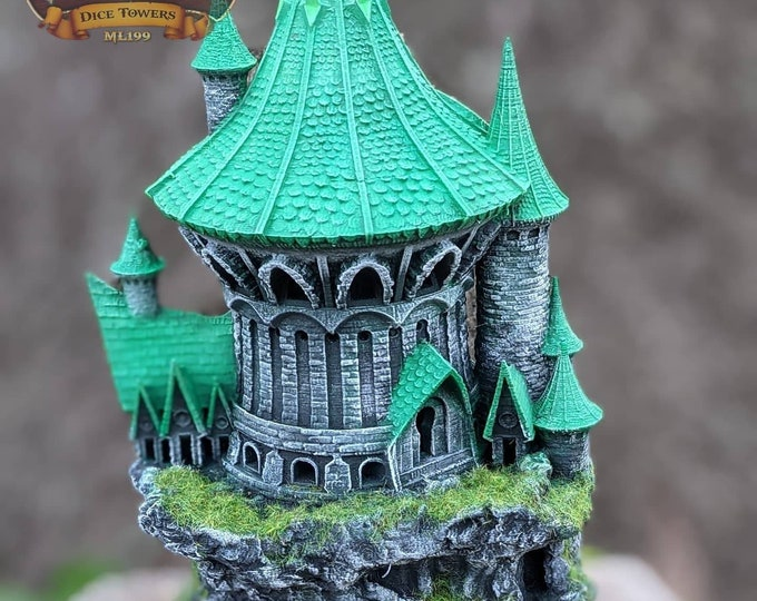 Sorcerer Dice Tower
