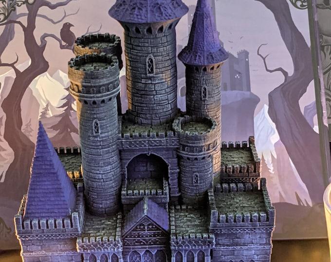 Vampire Dice Tower