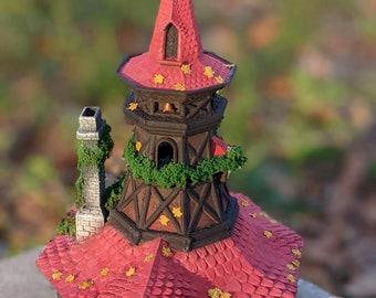Bard Dice Tower