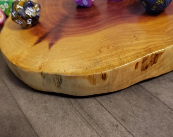 Red Cedar Plate Charger