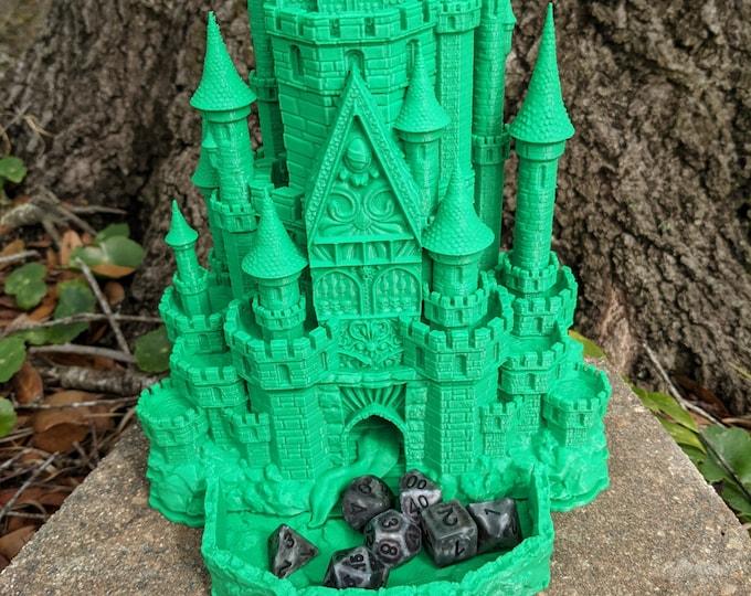 Mimic Dice Tower