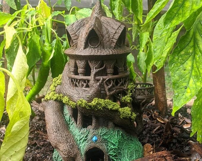 Druid Dice Tower