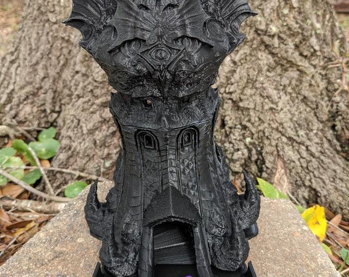 Warlock Dice Tower