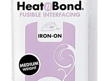 Heat n' Bond Fusible Interfacing Medium Weight 20in x 1yd