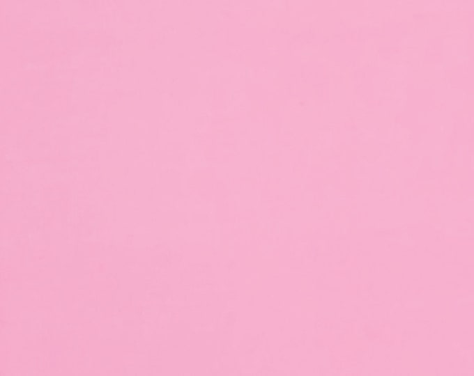 Bubblegum Pink, Single Fat Quarter, Solids, Basic Color, 100% Cotton Fabric, Fat Quarters, Great for Quilting, Sewing, & DIY Crafts