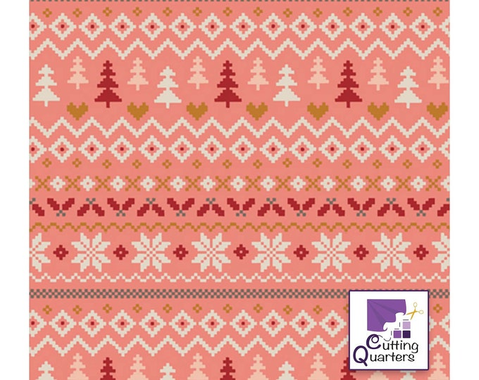 Cozy & Magical - Warm and Cozy Candy by Maureen Cracknell for Art Gallery Fabrics, 100% Premium Cotton