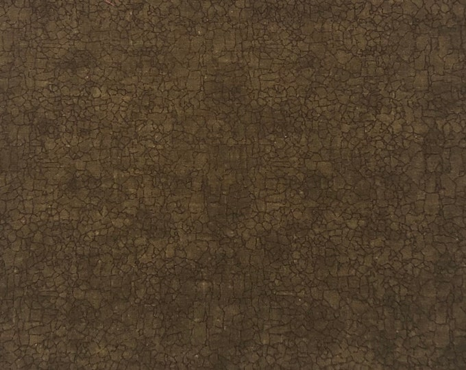 SALE - Tough Skin, Brown, Fat Quarter, 1/2 Yard, Yard, 100% Cotton Fabric, Fat Quarters, Great for Quilting, Sewing & DIY Crafts