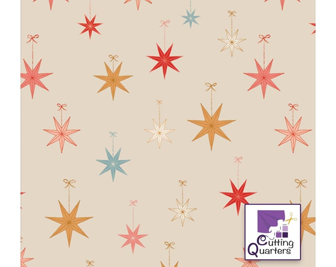 Cozy & Magical - Let it Glow by Maureen Cracknell for Art Gallery Fabrics, 100% Premium Cotton