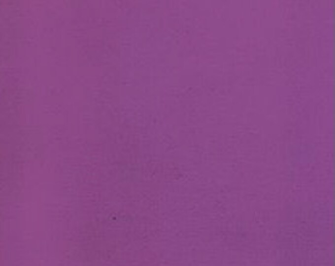Crocus, Purple, Single Fat Quarter, Solids, Color Basics, 100% Cotton Fabric, Great for Quilting, Sewing, & DIY Crafts