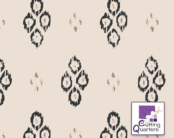 Kismet - Ikat Diamond Posh by Sharon Holland for Art Gallery Fabrics, 100% Premium Cotton