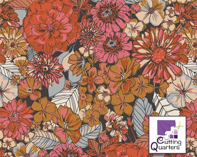 Kismet - Fleuron Haven by Sharon Holland for Art Gallery Fabrics, 100% Premium Cotton