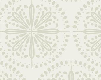 Vert Fusion - Bandana Vert by Maureen Cracknell for Art Gallery Fabrics, 100% Premium Cotton