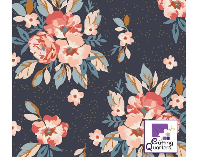Homebody - Togetherness at Home by Maureen Cracknell for Art Gallery Fabrics, 100% Premium Cotton