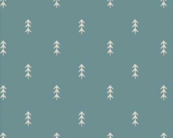Cozy & Magical - Simple Defoliage Icicle by Maureen Cracknell for Art Gallery Fabrics, 100% Premium Cotton