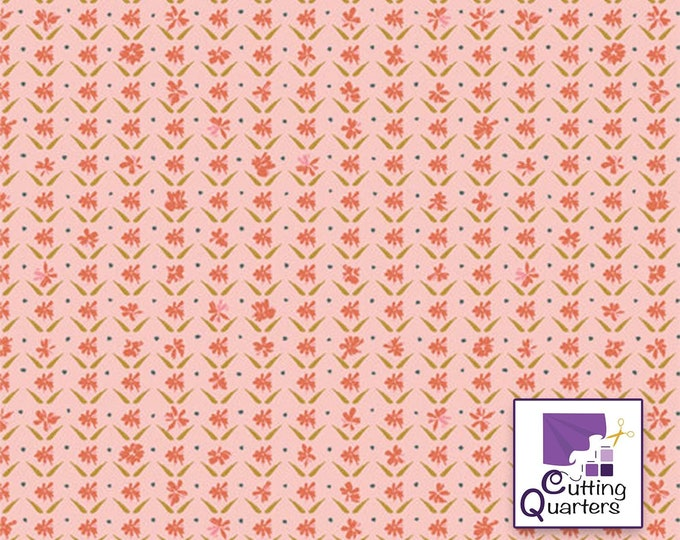 Velvet - Sweet Darling by Amy Sinibaldi for Art Gallery Fabrics, 100% Premium Cotton