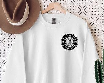 Uncle Iroh Sweatshirt, Jasmine Dragon Tshirt, Avatar the last airbender Tshirts, White Lotus Shirt, Funny Avatar Tshirt