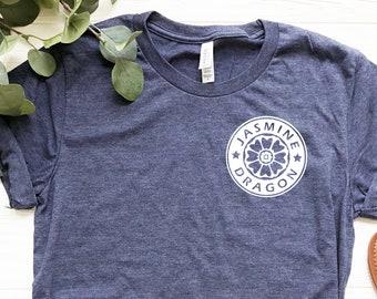 Uncle Iroh Tshirt, Jasmine Dragon Tshirt, Avatar the last airbender Tshirts, White Lotus Shirt, Funny Avatar Tshirt