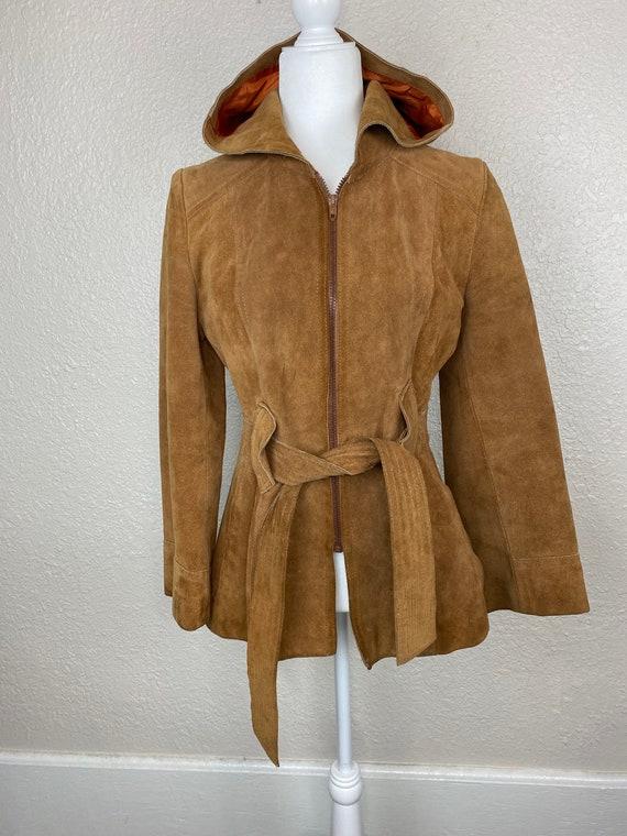 Vintage 60s/70s Wilsons Suede jacket
