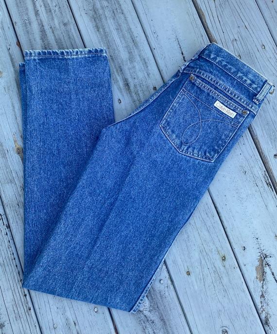 Vintage 80s Calvin Klein jeans - image 1
