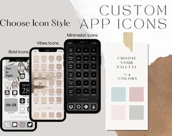 Custom App Icon Pack