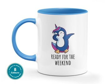 My Patronus Is A Penguin Lover Hot Potter Funny Gift Cute Present Coffee Mug