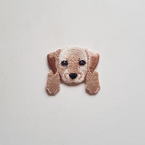 Pongo 101 Dalmatians Patch Dad Dog Disney Movie Character Pet Iron-On Applique