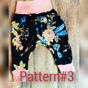 6-12 3-6 12-18 and 18-24 months by Katelyn Mannix Leo baby leggings Whaley Good Time Sizes: 0-3