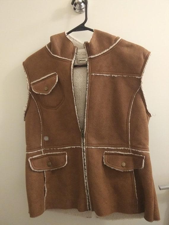 DKNY Jeans Vintage Vest