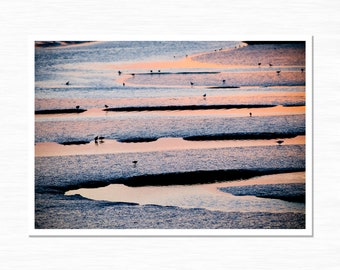 Burnham Overy Staithe, North Norfolk Coast, Photography Print